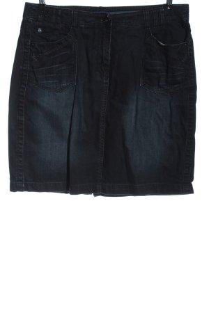 Cecil Gonna di jeans blu stile casual