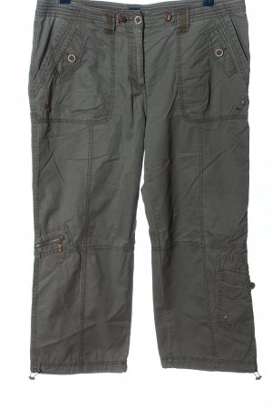 Cecil Khakis light grey casual look