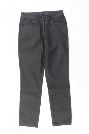 Cecil Faux Leather Trousers black cotton