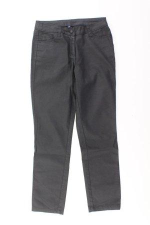 Cecil Kunstlederhose Größe W26 schwarz aus Baumwolle