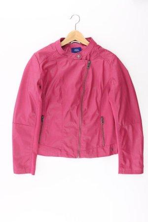Cecil Kunstlederjacke pink Größe L