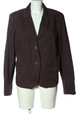 Cecil Korte blazer bruin casual uitstraling