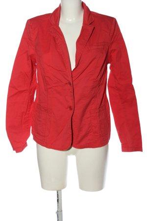 Cecil Korte blazer rood zakelijke stijl