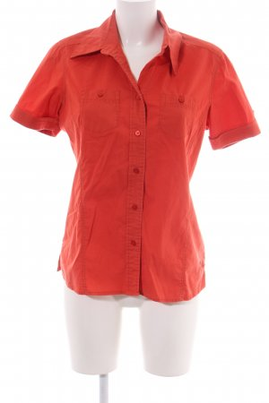 Cecil Kurzarm-Bluse rot Casual-Look