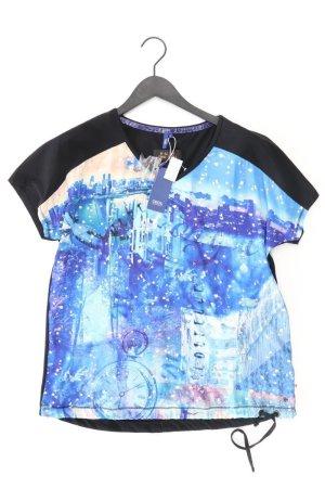 Cecil Kurzarmbluse Größe L neu mit Etikett Neupreis: 35,99€! blau aus Polyester