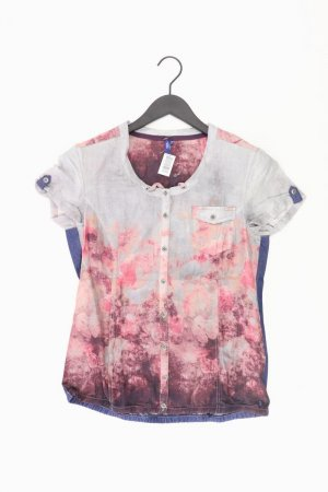 Cecil Short Sleeved Blouse multicolored cotton
