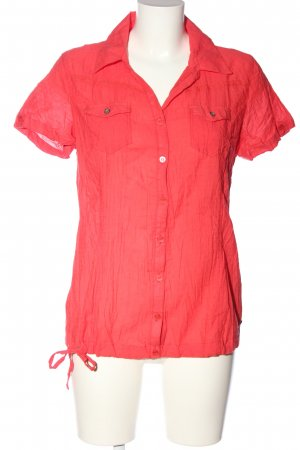 Cecil Kurzarmhemd rot Casual-Look