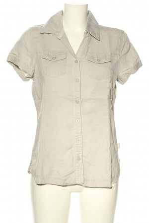 Cecil Camisa de manga corta gris claro look casual