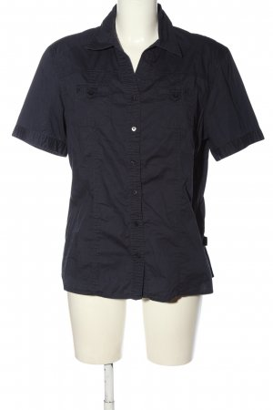 Cecil Short Sleeve Shirt black business style