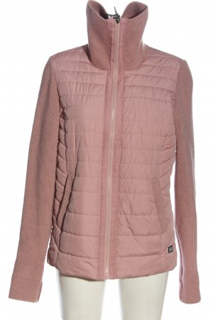 Cecil Kurzjacke pink Steppmuster Casual-Look