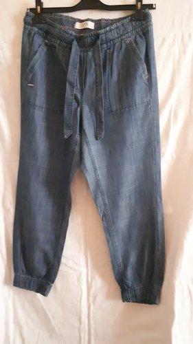 Cecil Jeans 7/8 gris ardoise
