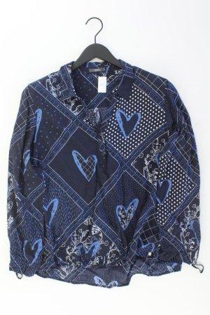 Cecil Long Sleeve Blouse blue-neon blue-dark blue-azure viscose