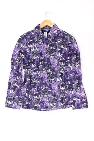 Cecil Long Sleeve Blouse lilac-mauve-purple-dark violet cotton