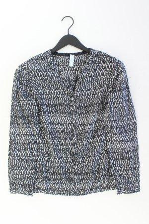 Cecil Long Sleeve Blouse black cotton