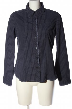 Cecil Langarmhemd Streifenmuster Casual-Look