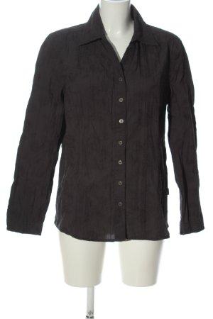 Cecil Shirt met lange mouwen lichtgrijs volledige print casual uitstraling