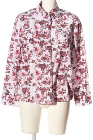 Cecil Shirt met lange mouwen volledige print zakelijke stijl
