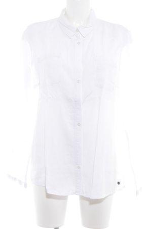 Cecil Langarmhemd weiß Elegant