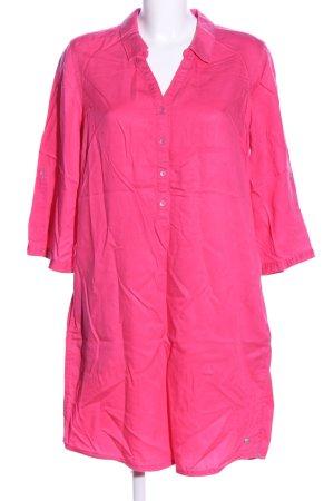 Cecil Langarmkleid pink Business-Look