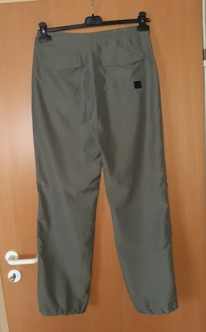 Cecil Pantalon kaki vert olive-kaki