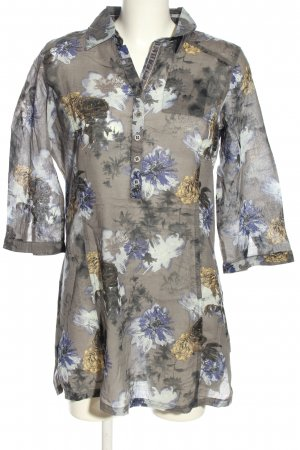 Cecil Long-Bluse Allover-Druck Casual-Look