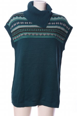 Cecil Lange cardigan grafisch patroon casual uitstraling