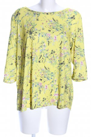 Cecil Long Shirt primrose allover print casual look