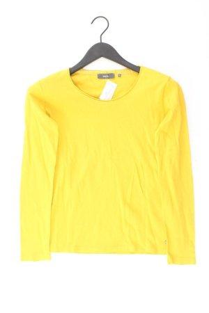 Cecil Longsleeve-Shirt Größe S Langarm gelb