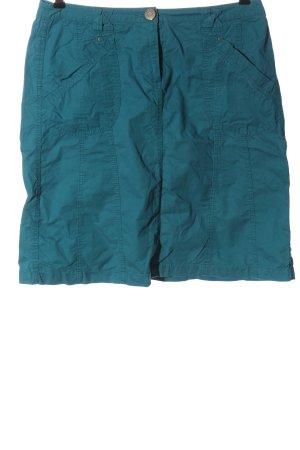 Cecil Spódnica midi niebieski W stylu casual