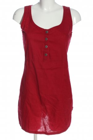 Cecil Minikleid rot Casual-Look