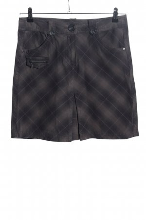 Cecil Minirock grafisches Muster Casual-Look