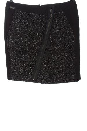 Cecil Minifalda negro look casual