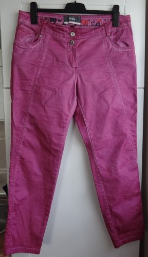 ***CECIL New York super bequeme Stretchjeans in pink Gr. 32 / 28***