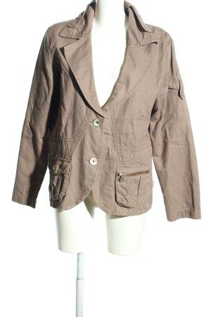 Cecil Outdoor Jacket light grey casual look