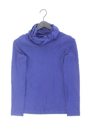 Cecil Turtleneck Sweater blue-neon blue-dark blue-azure cotton