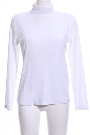 Cecil Turtleneck Shirt white casual look