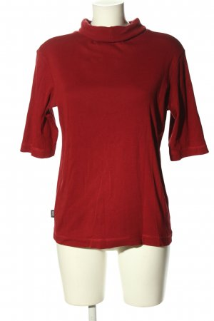 Cecil Turtleneck Shirt red casual look