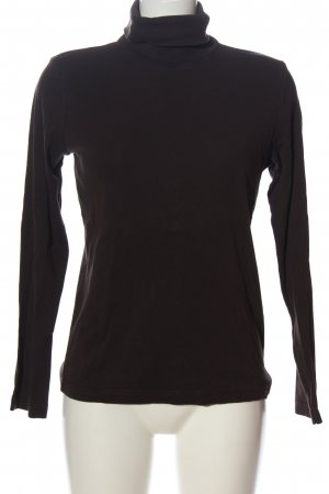 Cecil Turtleneck Shirt black casual look