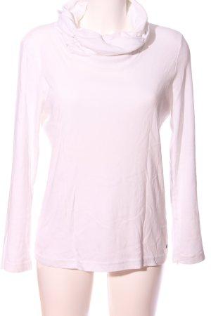 Cecil Rollkragenshirt pink Casual-Look
