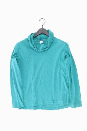 Cecil Turtleneck Shirt blue-neon blue-dark blue-azure