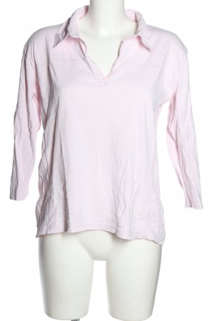Cecil Rugby Shirt pink casual look