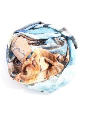 Cecil Écharpe ronde motif abstrait style décontracté