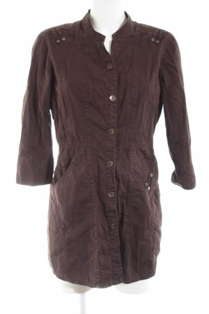 Cecil Safari Jacket brown casual look