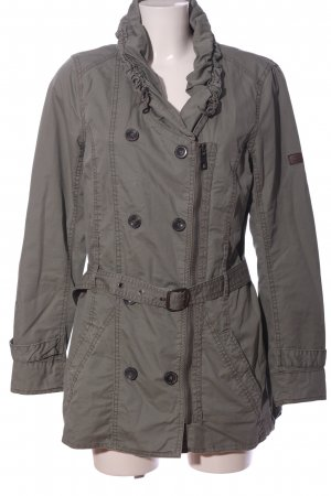 Cecil Safari Jacket light grey casual look