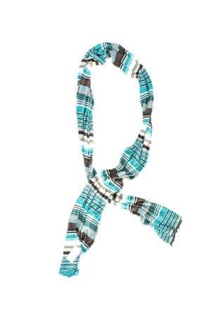 Cecil Sjaal blauw-neon blauw-donkerblauw-azuur