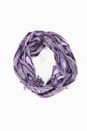 Cecil Écharpe violet-mauve-violet-violet foncé
