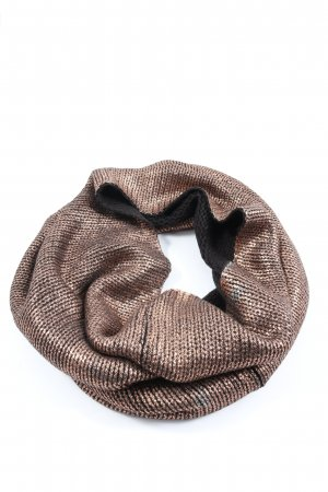 Cecil Tube Scarf bronze-colored casual look