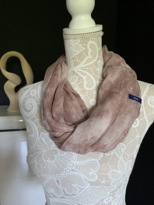 Cecil Bufanda tubo rosa empolvado-rosa