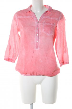 Cecil Schlupf-Bluse pink Casual-Look