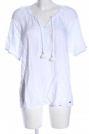 Cecil Slip-over Blouse white casual look